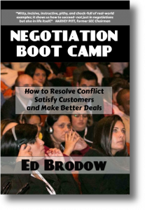 Negotiation Bootcamp